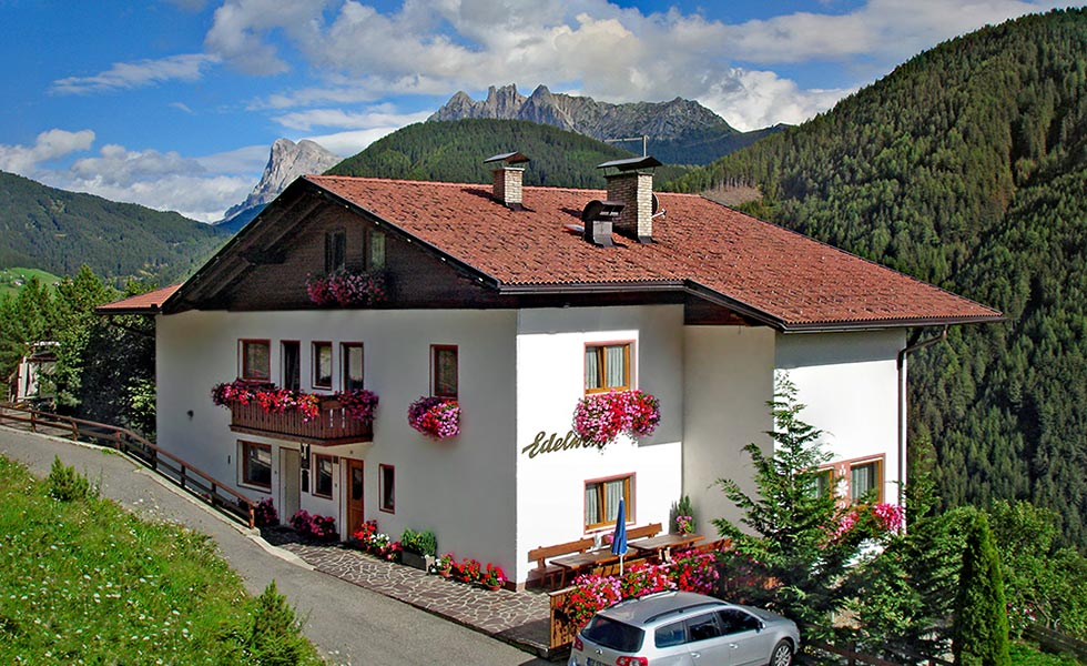 Apartments Edelweiss in Afers bei Brixen