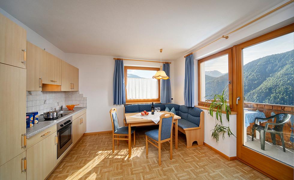 appartamenti per le vacanze a eores bressanone